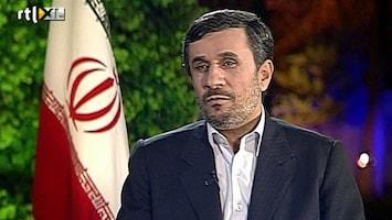 RTL Nieuws Ahmedinejad: Iran niet achter complot