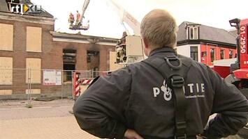 RTL Nieuws Gunstige wind redt Winschotense gebouwen