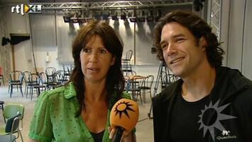 RTL Boulevard Isa Hoes in theaterstuk When Harry Met Sally
