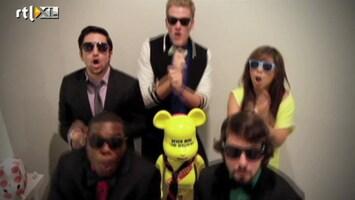 Editie NL 'A capella Gangnam'-style