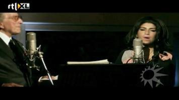 RTL Boulevard Tony Bennett eert Amy Winehouse bij VMA's
