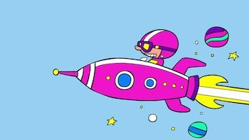 Doodle - Spaceship