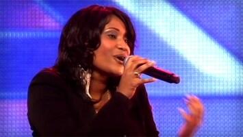 X Factor Exclusief: auditie Rubien