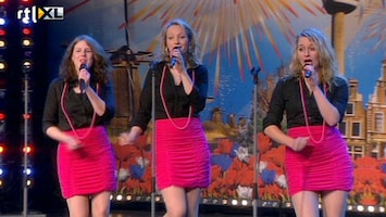 Holland's Got Talent Soulstitious (zang)