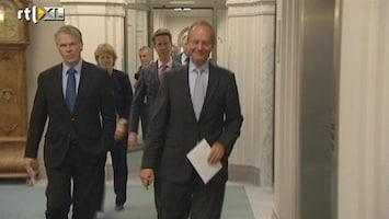 RTL Nieuws Informateurs Kamp en Bos aan taak begonnen