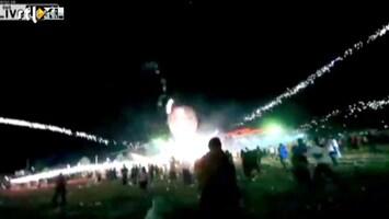 Editie NL Doodeng: Ballon explodeert