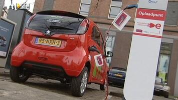 RTL Nieuws Elektrisch rijden is peperduur