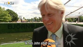 RTL Boulevard Björn Borg en John McEnroe onderbroeken