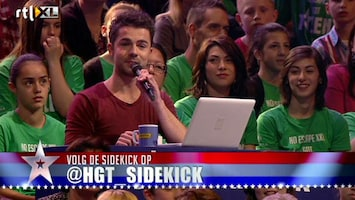 Holland's Got Talent Sidekick Rick Jansen