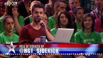 Holland's Got Talent - Sidekick Rick Jansen