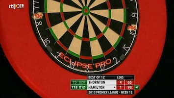 Rtl 7 Darts: Premier League - Afl. 24