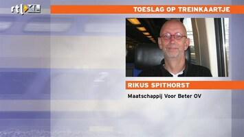 RTL Nieuws 'Kaartje duurder maken is strijdig met bepalingen'