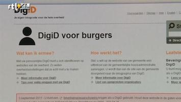 RTL Nieuws 'Blijf voorzichtig met gebruik overheidssites'