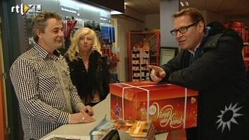 RTL Boulevard Albert geeft kerstpakket weg
