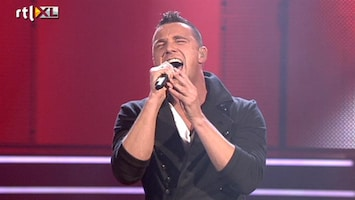 The Voice Of Holland: The Results Wouter Vink - The Reason