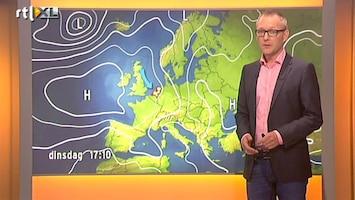 RTL Nieuws Een rustige maar bewolkte dag