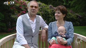 RTL Boulevard Rob de Nijs trotse oude papa
