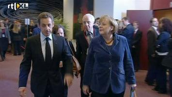 RTL Nieuws Regeringsleiders bijeen om eurocrisis