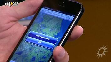 RTL Boulevard Colin over de iPhone 5