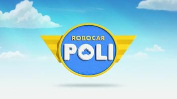 Robocar Poli Stank voor dank