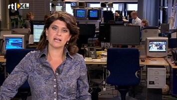 RTL Nieuws Hella Hueck over Griekenland