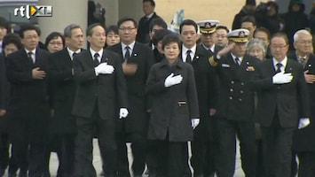 RTL Nieuws Zuid-Korea heeft eerste vrouwelijke president