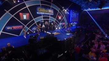 RTL 7 Darts: WK 2012 Afl. 6