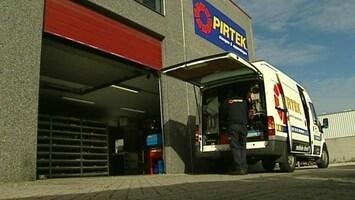 RTL Transportwereld Pirtek 1-uurs hydrauliek service