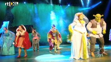 RTL Boulevard Musical Shrek wordt verlengd