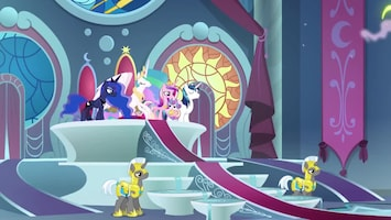 My Little Pony The end in friend