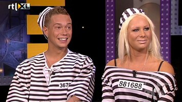 RTL Boulevard Jokertje en Barbie over X Cherso