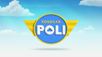 Robocar Poli Waar is Jin?