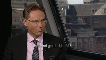 RTL Z Interview Eurocommissaris Katainen