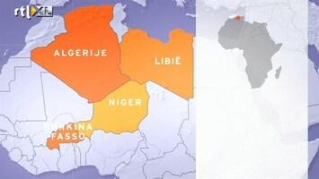 RTL Nieuws Khadaffi vlucht mogelijk naar Burkina Faso