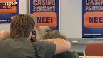 RTL Nieuws Leden FNV: Nee tegen pensioenakkoord