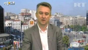 RTL Nieuws Zoon Mladic: dit proces is niet eerlijk