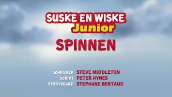 Suske En Wiske Junior Spinnen