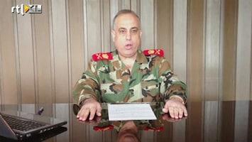 RTL Nieuws Hoge Syrische militair loopt over