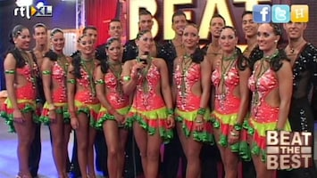 Beat The Best - Backstage Met Double V Latin