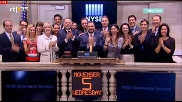 Rtl Z Opening Wall Street - Afl. 219