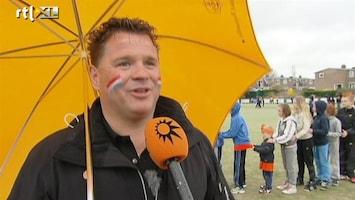 RTL Boulevard Wolter Kroes op Koningspelen