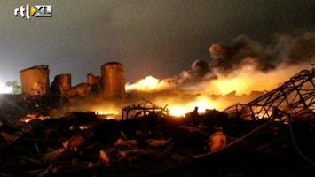 RTL Nieuws Dodental explosie Texas loopt mogelijk nog op