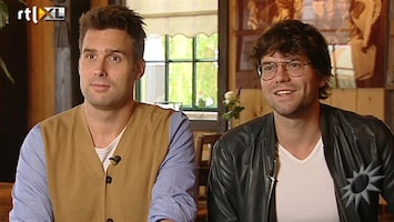 RTL Boulevard Nick en Simon lanceren app