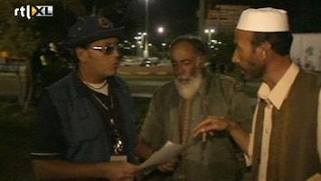 RTL Nieuws Ook fysiotherapeut Khadaffi werd opgepakt