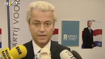 RTL Nieuws Wilders: Ik weet van niets