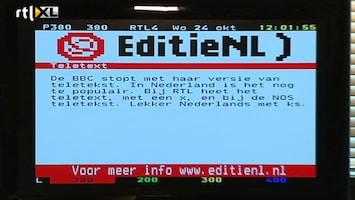 Editie NL Teletekst nog lang niet dood