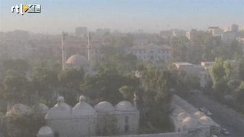 RTL Nieuws Explosies in centrum Damascus