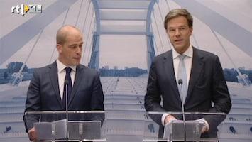 Editie NL Persconferentie akkoord formatie