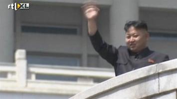 RTL Nieuws Eerste publieke toespraak Kim Jong-un