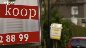 RTL Nieuws Bodem huizenmarkt is in zicht